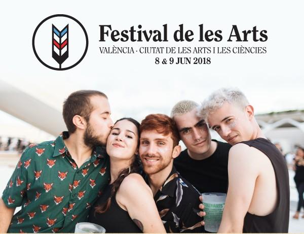 Fotografia promocional del Festival de Les Arts