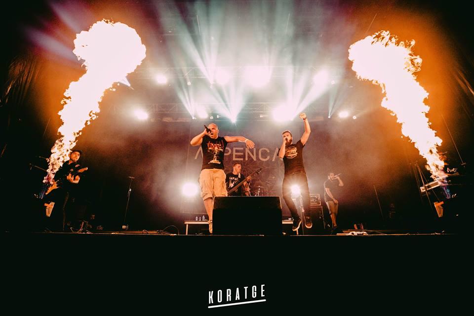 Horaris confirmats per al Concert de Benvinguda amb Aspencat