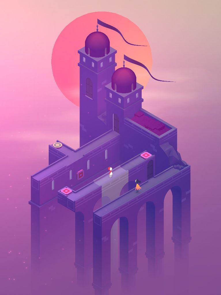 La Muralla Roja serà nou escenari del videojoc Monument Valley