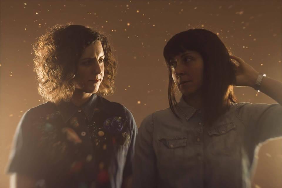 Júlia presenten nou disc amb 'Cap parat'