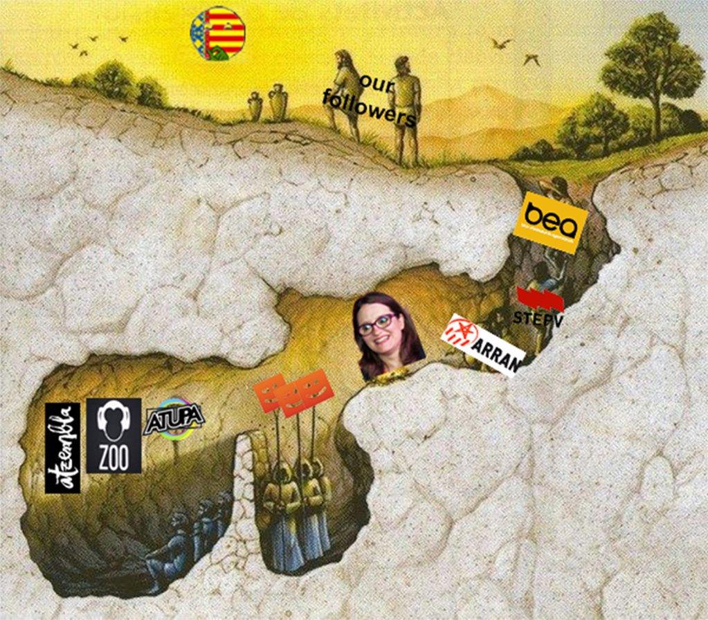 Els memes de ValencianMemes triomfen a twitter