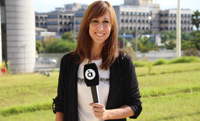 Jèssica Crespo conduirà el primer magazin d'À Punt Ràdio