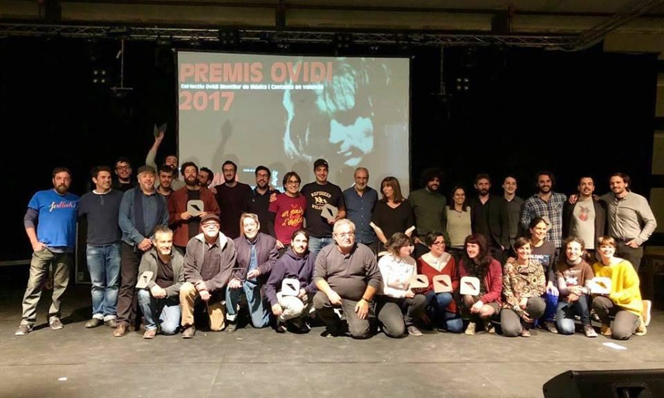 Premis Ovidi 2017