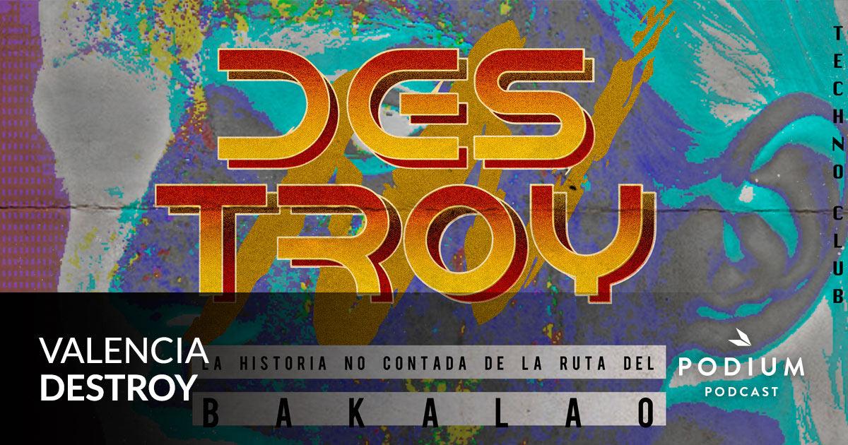 Valencia Destroy conta la història de la 'Ruta del Bakalao' com mai ho havien fet