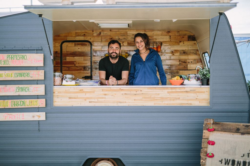 The Wonder Food Truck és una foodtruck