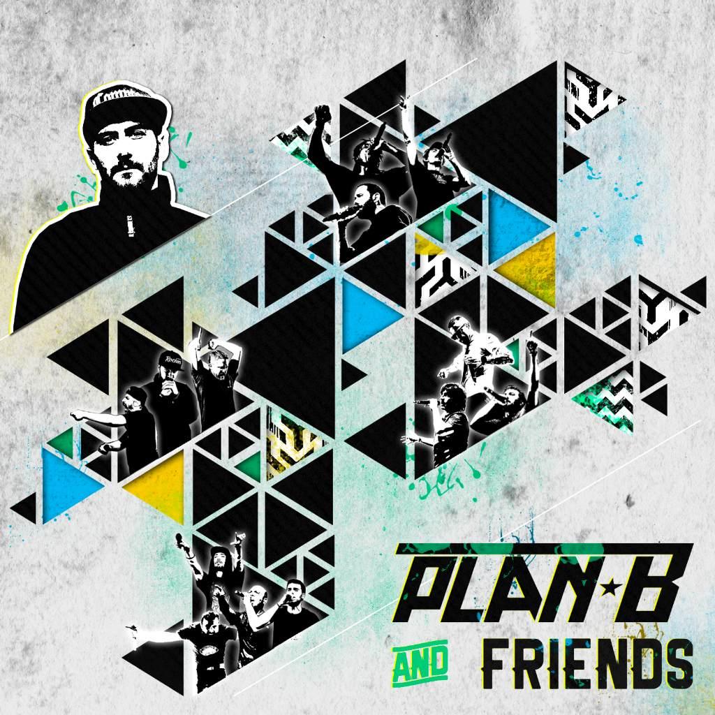 Plan B publica nou treball envoltat d'amics de la música valenciana