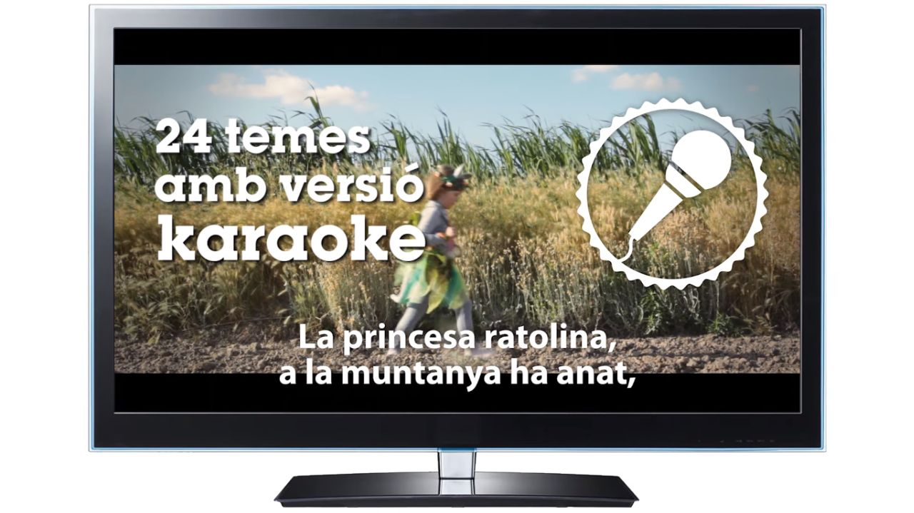 Bromera i Dani Miquel presenten un llibre-Karaoke
