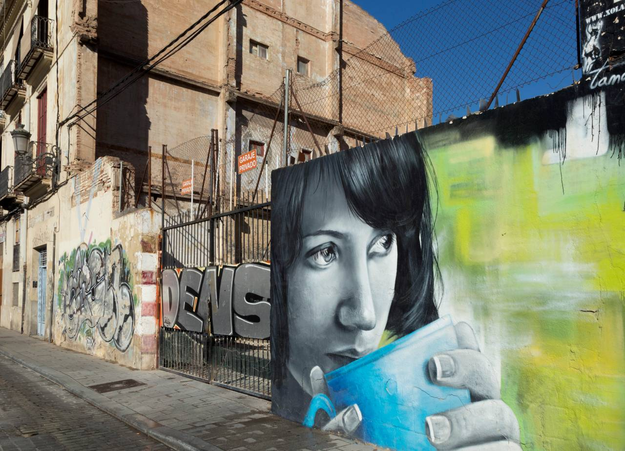 Art urbà València