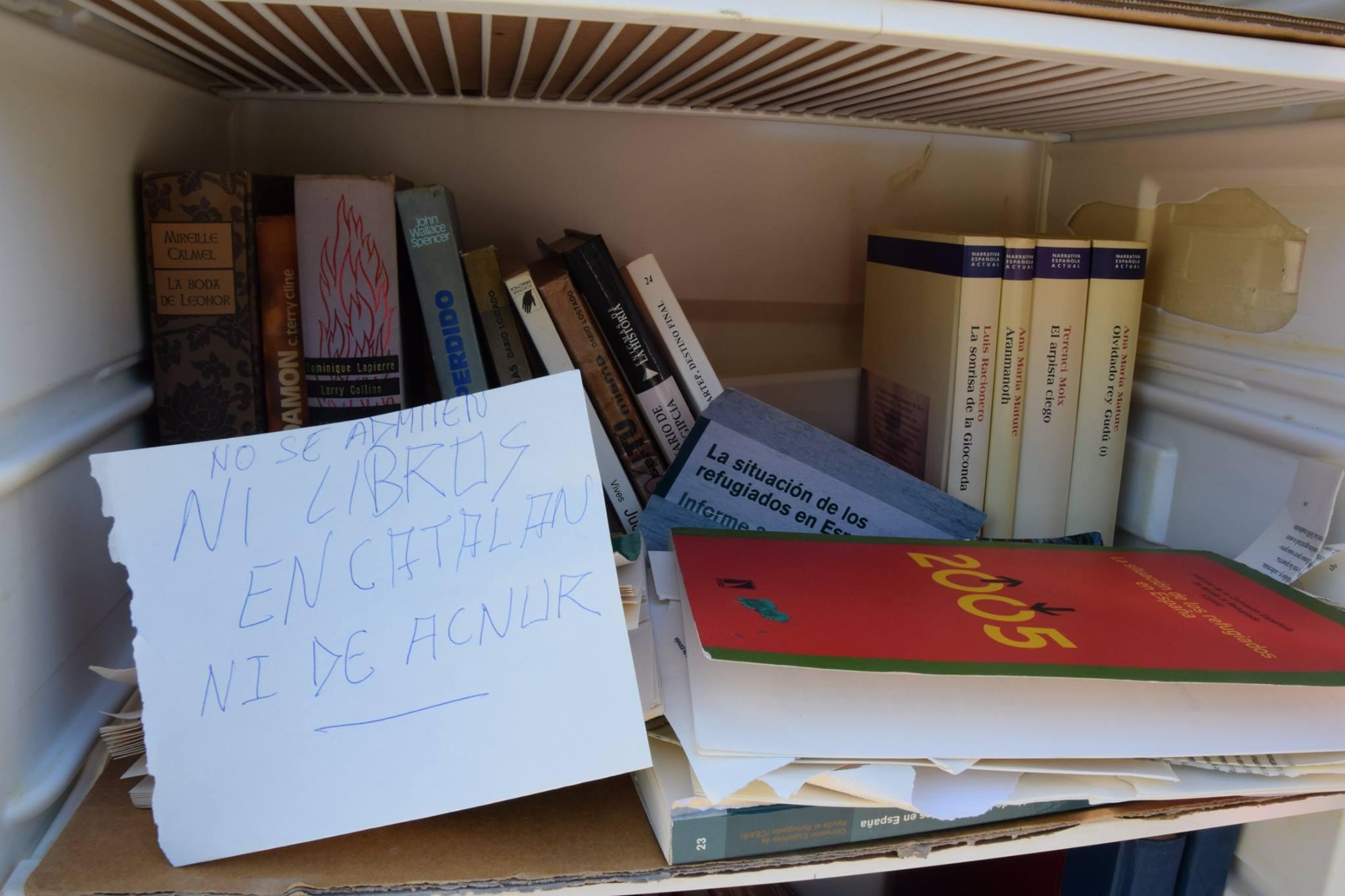 Los libros en catalán