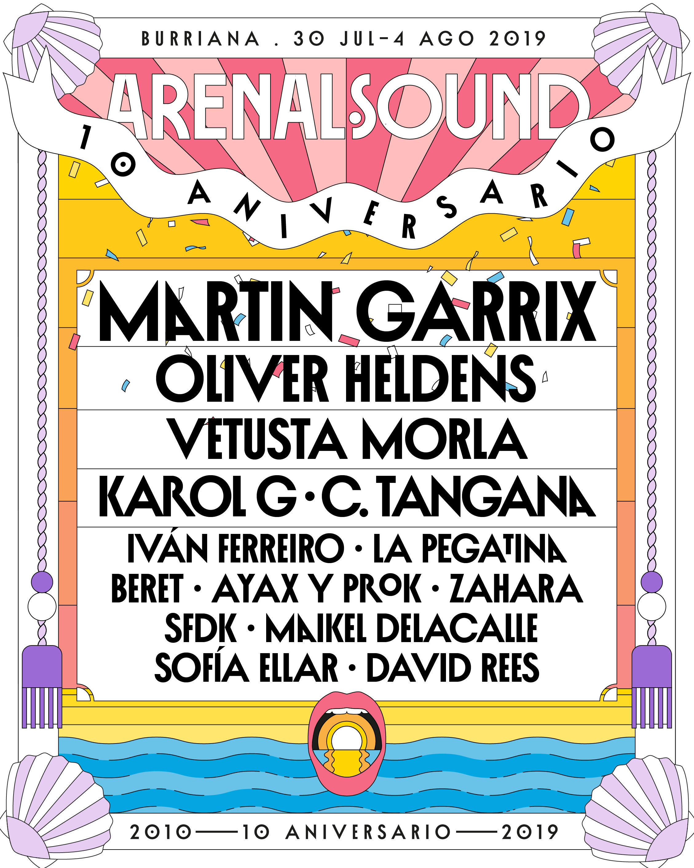 Arenal Sound 10 aniversari