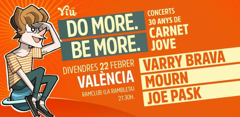 Carnet Jove Concert de València