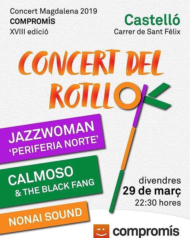 Concert del Rotllo Magdalena