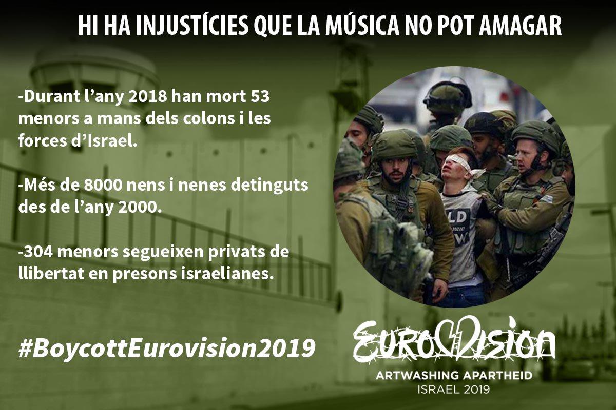 Bds Boicot Eurovision