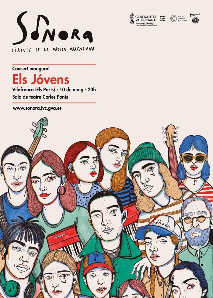 Sonora Els Jóvens Vilafranca