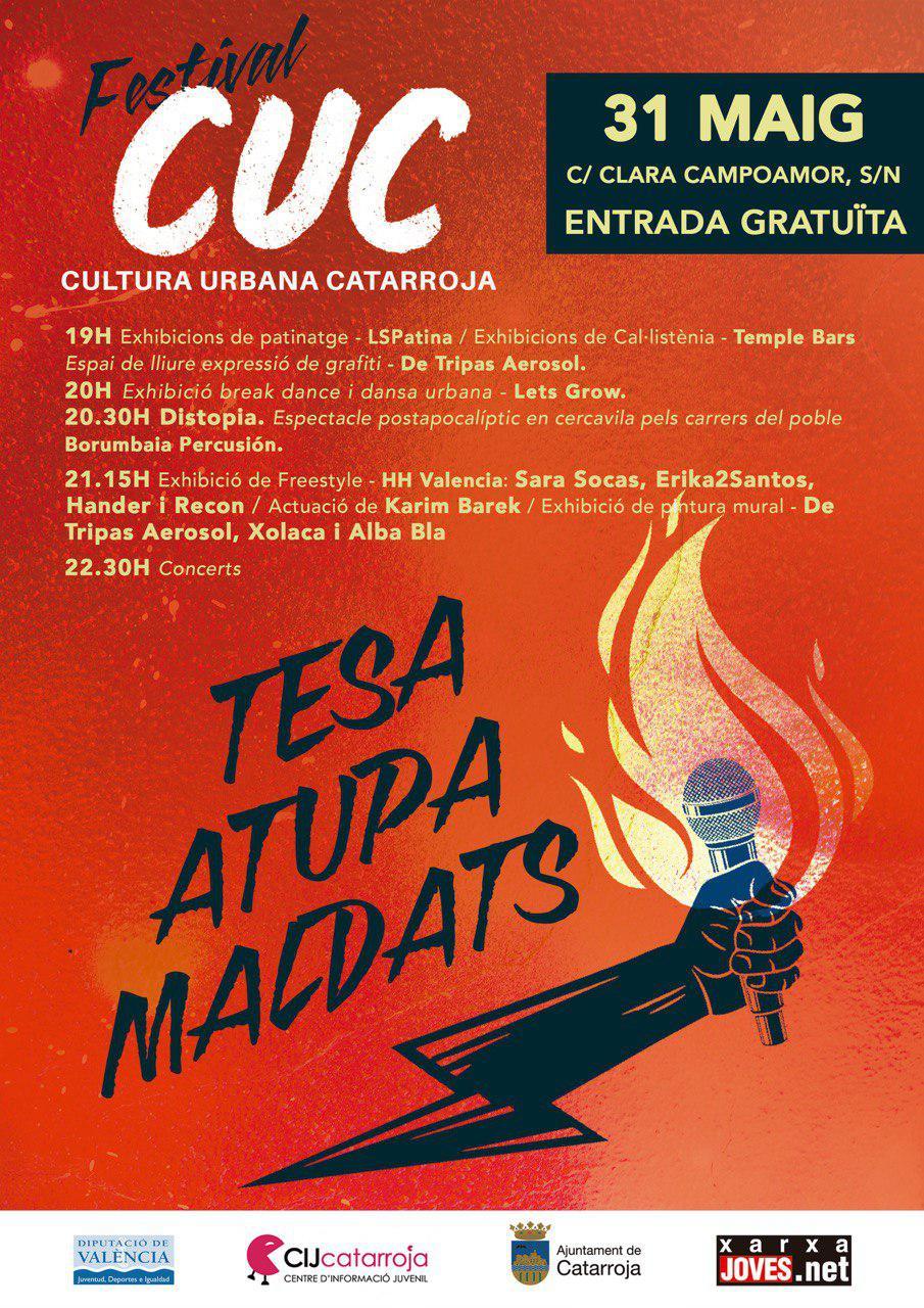 Festival CUC Catarroja