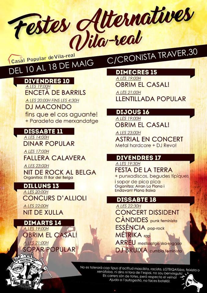 Festes Alternatives Vila-real