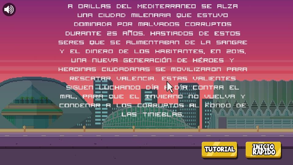 Videojoc Unides Podem Historia