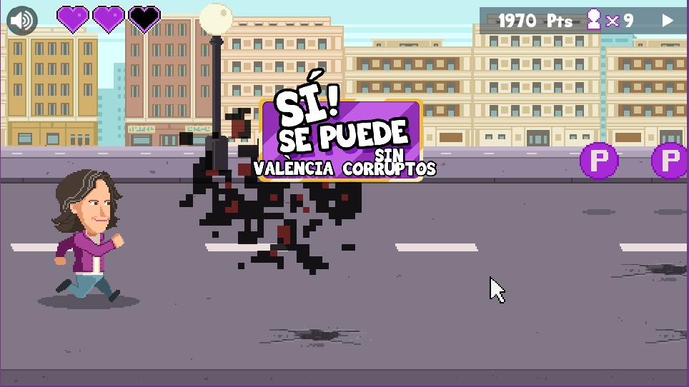 Videojoc Unides Podem Si se puede