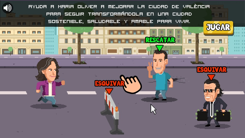 Videojoc Unides Podem Tutorial