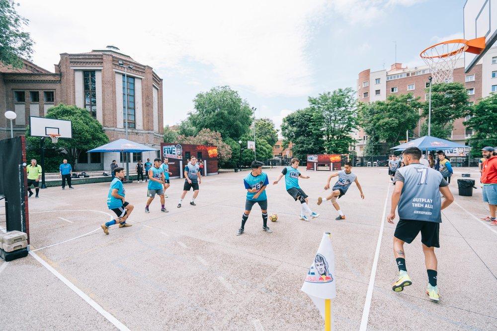 Futbol de carrer