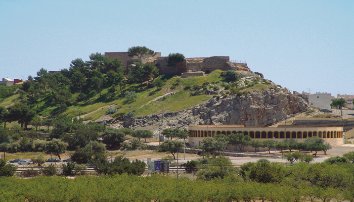 Castell d'Orpesa