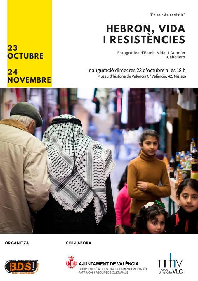 Hebron Vida i Resistències