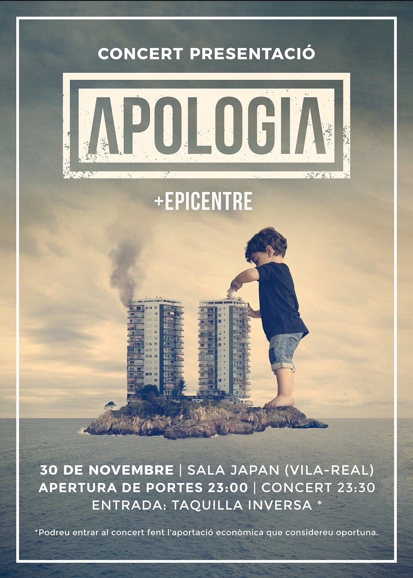 Apologia Concert