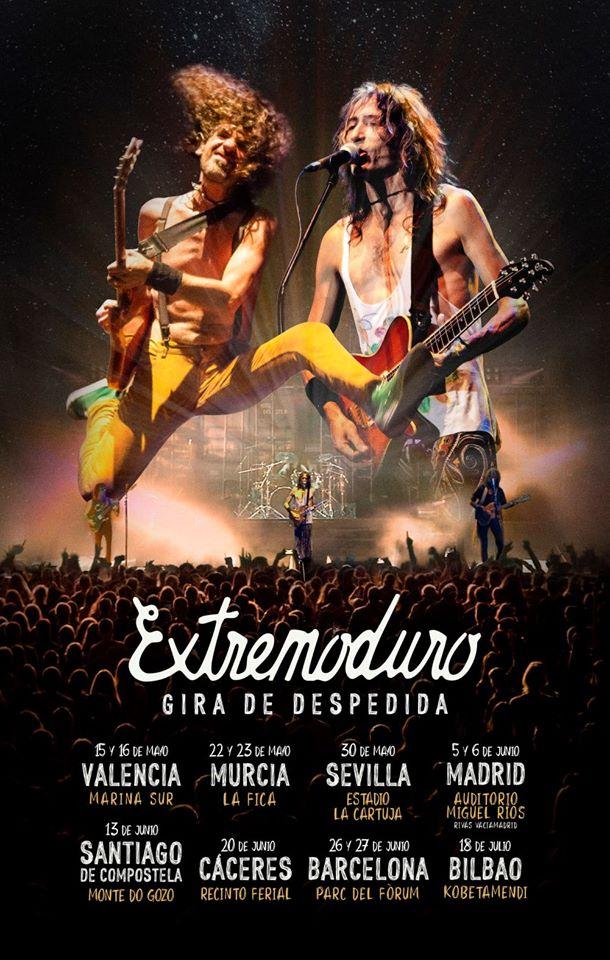 Extremoduro Gira Final
