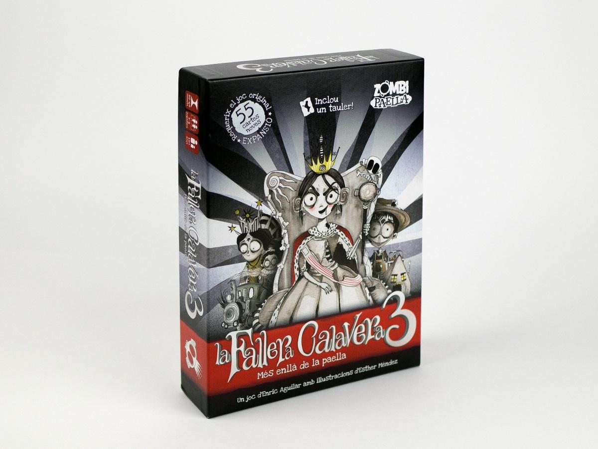 La Fallera Calavera 3