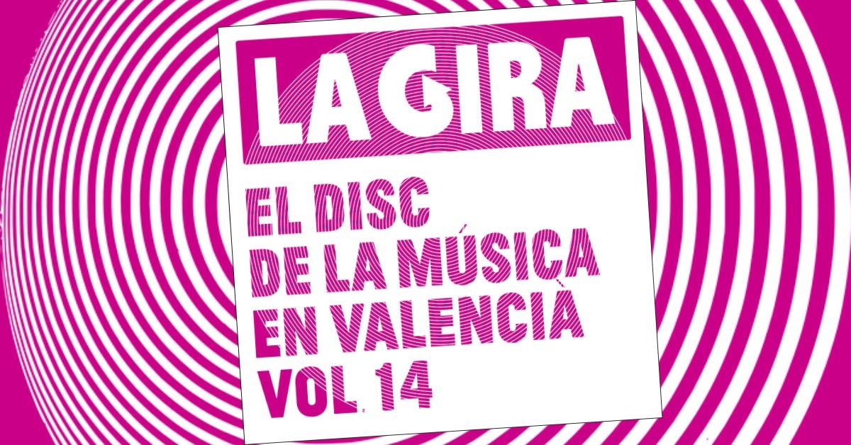Ja disponible el 14é disc de La Gira d'Escola Valenciana