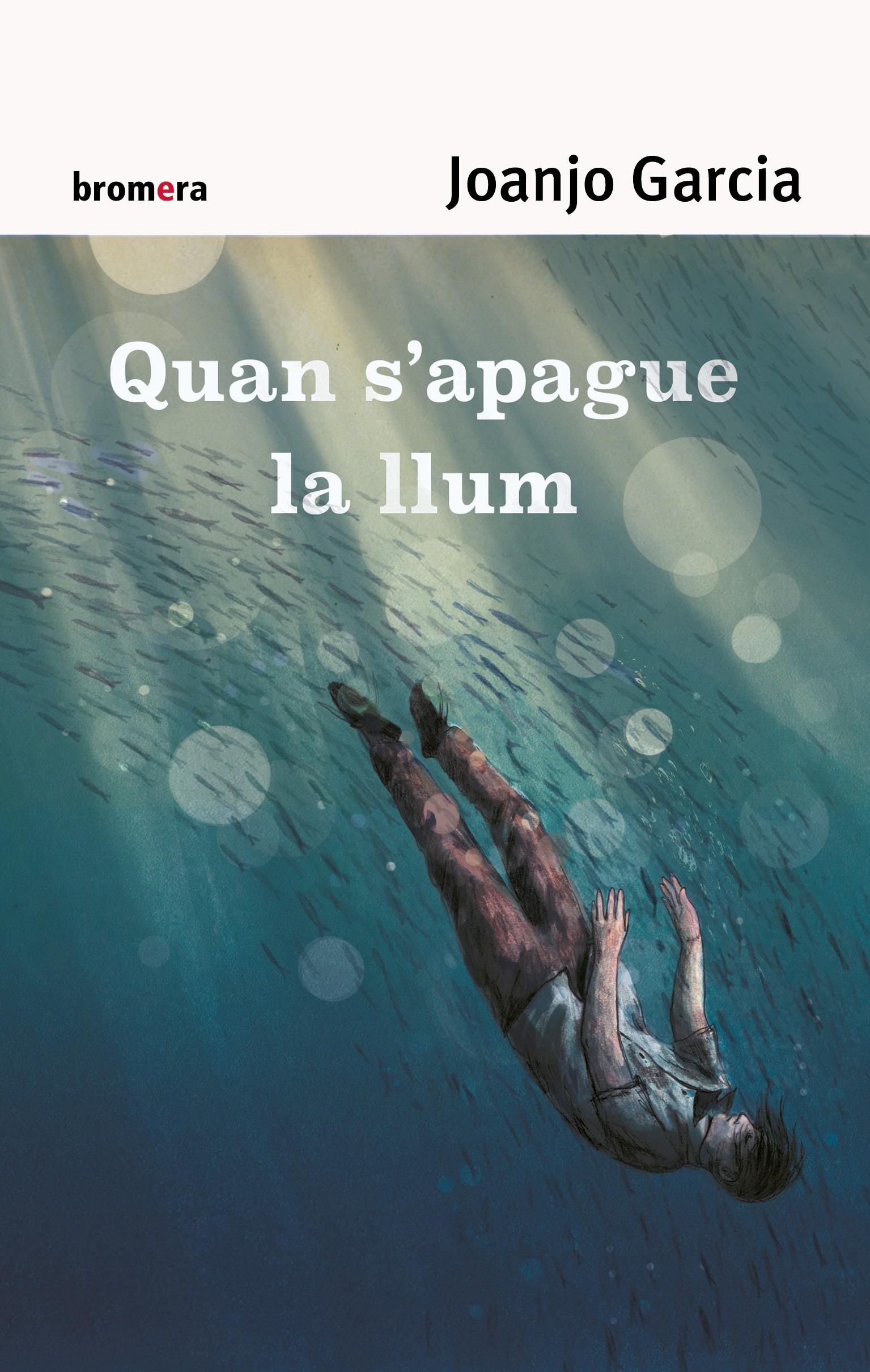 Quan s'apague la llum, llig un fragment de l'última novel·la de Joanjo Garcia