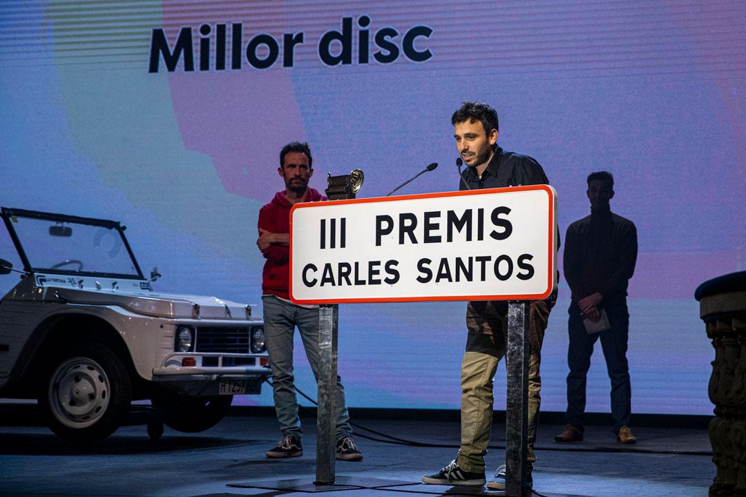 Premis Carles Santos 2020