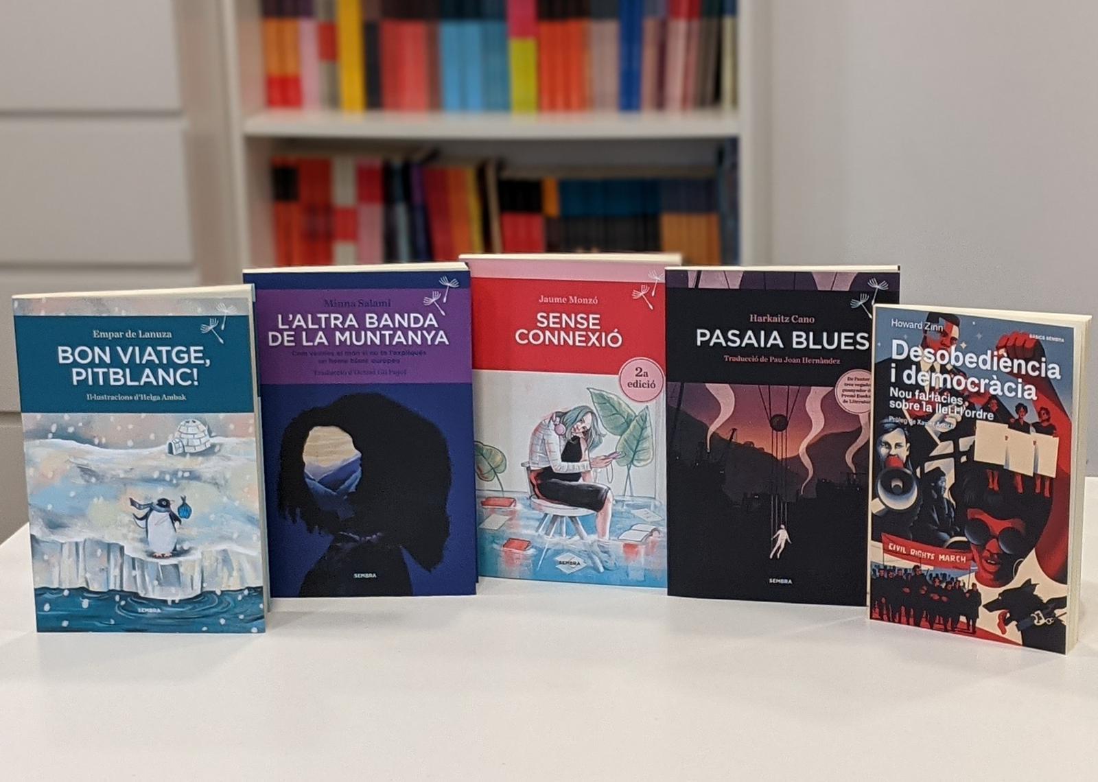 Mercè Pérez Sembra Llibres