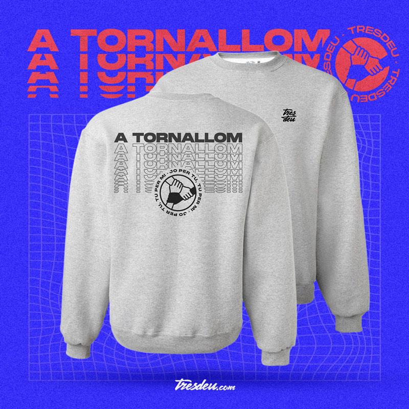 Dessuadora a Tornallom